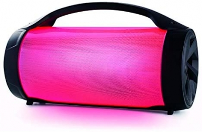 Boxa Portabila Luminoasa Cu Microfon Party Bt Pro, Bigben, 75w