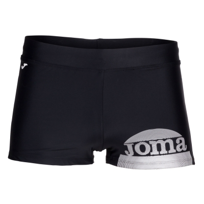 Boxeri Costum Inot Slip Lake Ii Black-white () Joma