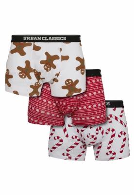Boxeri Christmas Fun Urban Classics