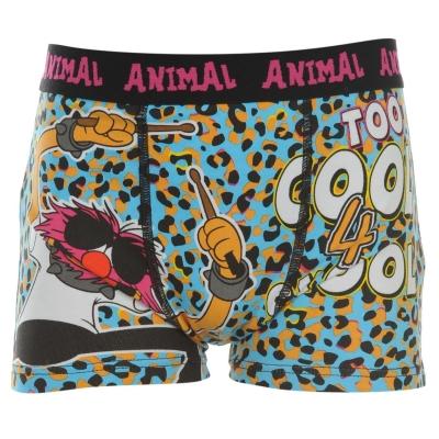 Boxeri Disney Muppets Animal Single de baieti Bebe Character