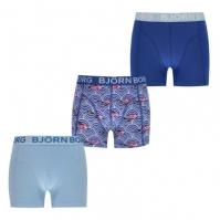Boxeri Bjorn Borg Surf Web 3 Pack