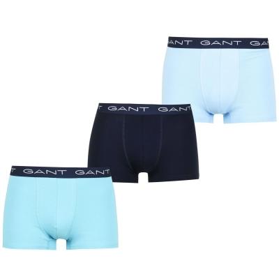 Boxeri Gant Gant 3 Pack Solid