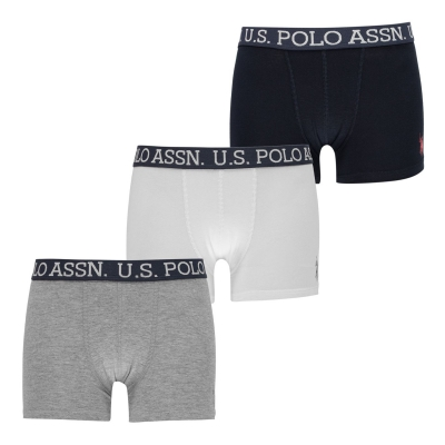 Boxeri US Polo Assn 3 Pack