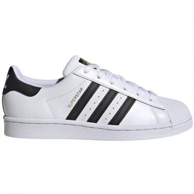 Buty damskie adidas Superstar W białe FV3284