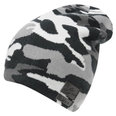 no name Austria Camouflage Beanie