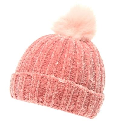 Crafted Essentials Chenille Hat Child de fete