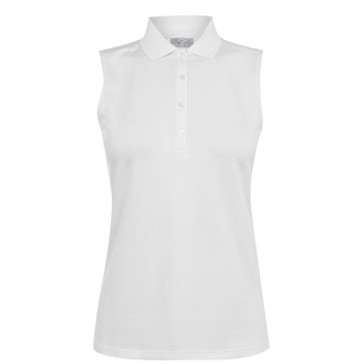 Tricouri Polo Callaway Sleeveless Knit pentru Femei