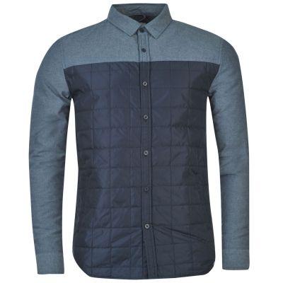 Tricou Fabric Quilted Nylon pentru Barbati