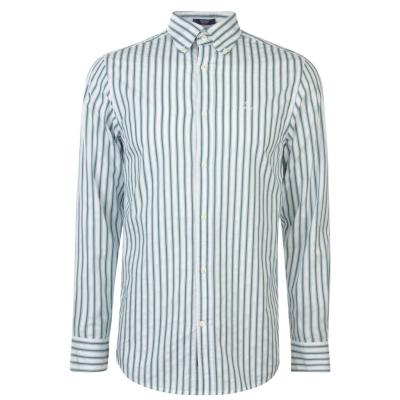 Camasa Gant Gant cu Maneca Lunga Stripe pentru Barbati