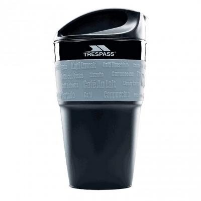 cana cafea trespass cofee pop negru