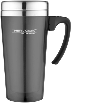 Thermos Transparent Travel Mug