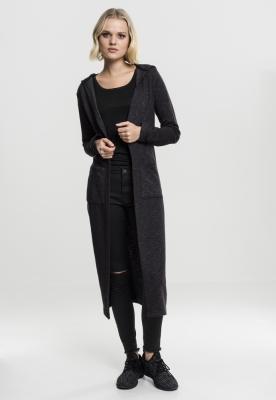 Space Dye Hooded Cardigan pentru Femei Urban Classics