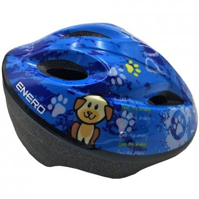 Casca Bicycle for adjustable Puppy 51-53 cm Enero blue 1011073 pentru Copil