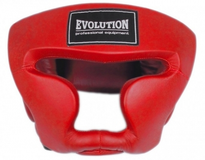Casca BOXING TRAINING EVOLUTION red OG-230