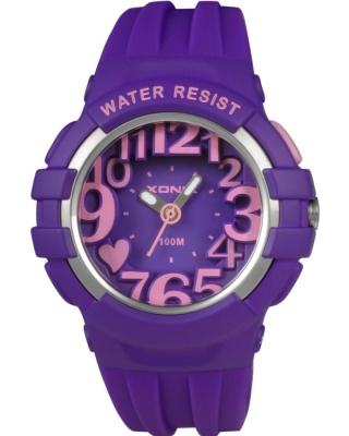Ceas De Mana Copii Purple Xonix