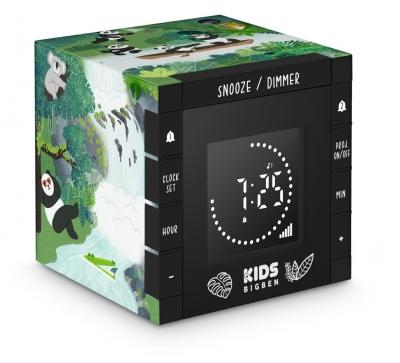 Ceas Cu Alarma Radio Si Proiectie Panda Bigben