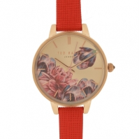 Ted Baker 2759285110000Red Watch