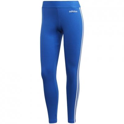 Colanti 's adidas W Essentials 3S Tight blue FM6701 pentru Femei