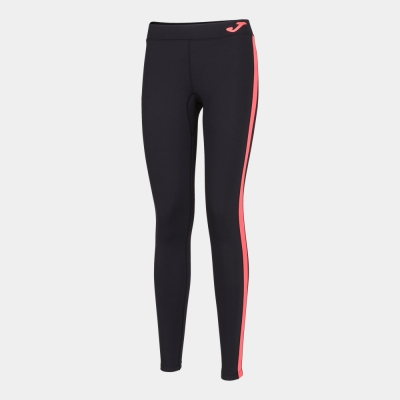 Ascona Long Tight Black-fluor Coral Joma