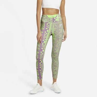 Nike Air Epic Fast 7/8 Printed Running Tights pentru femei