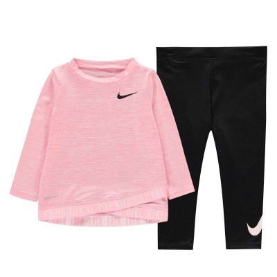 Colanti Nike Crossover Two Piece Top And de fete