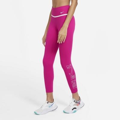 Nike One Icon Clash 7/8 Tights pentru femei