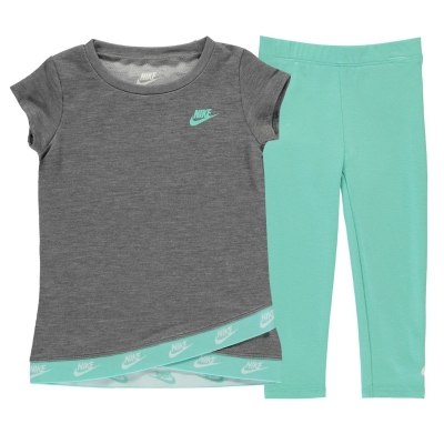 Colanti Nike and Top Set de fete Bebe