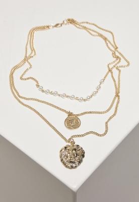 Lion Layering Necklace Urban Classics
