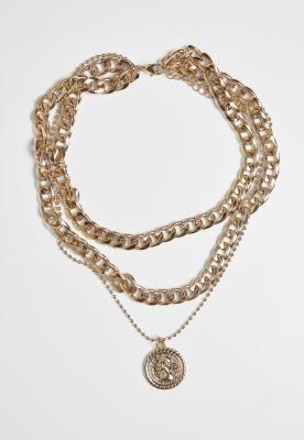 Short Layering Necklace Urban Classics