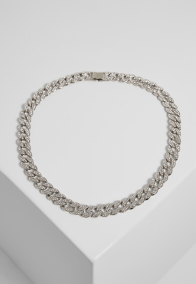 Heavy Necklace With Stones Urban Classics