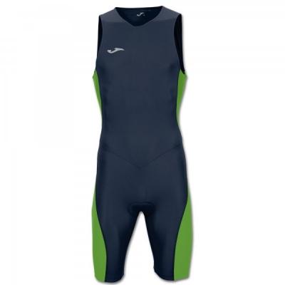 Body Triathlon Navy-fluor Green Sleeveless Joma