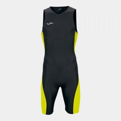 Body Triathlon Black-yellow Sleeveless Joma