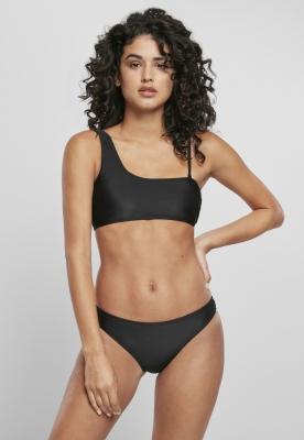 Maieu Recycled Asymmetric Bikini pentru Femei Urban Classics