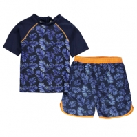 Crafted Essentials 2 Piece Swim Set Child de baieti