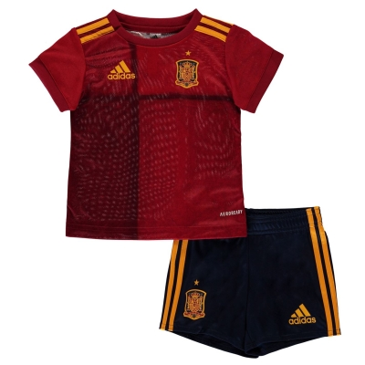 adidas Spain Home Kit 2020 Bebe