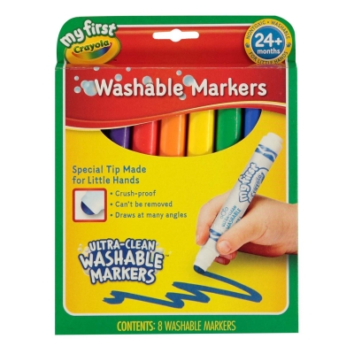 Crayola 1st Marker Pens