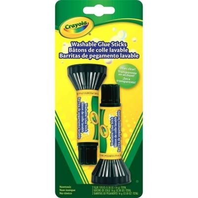 Crayola Washable Glue Sticks