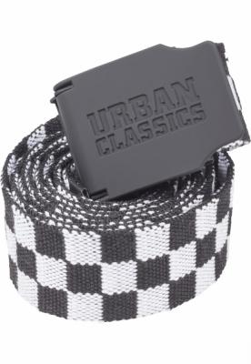 Tenisi panza Curea UC Checkerboard 150cm Urban Classics