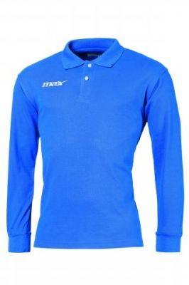 Bluza polo maneca lunga Royal Max Sport pentru timp liber