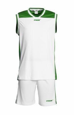Detroit Bianco Verde Max Sport pentru baschet