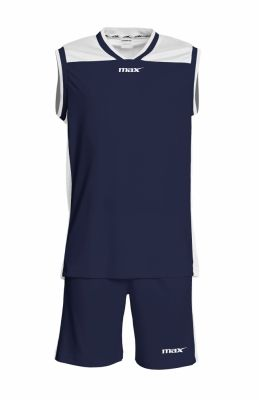 Detroit Blu Bianco Max Sport pentru baschet
