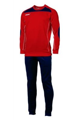 Echipament antrenament Isernia Rosso Blu Max Sport