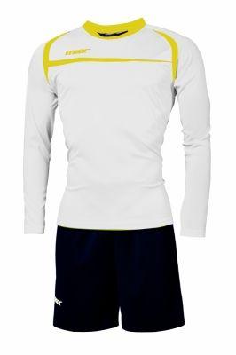 Echipament fotbal Eire Bianco Oro Max Sport