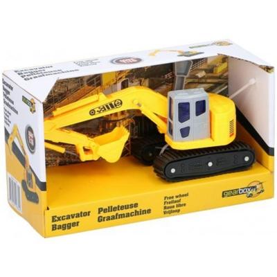Eddy Toys Excavator Toy