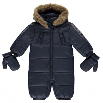 Firetrap Luxury Bubble Snowsuit de baieti Bebe