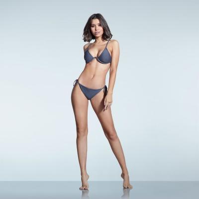 Firetrap Firetrap Scoop Bikini Top pentru Femei