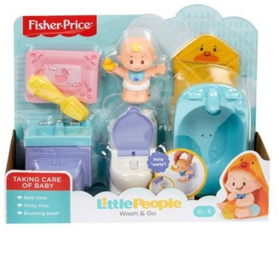 Fisher Price Price Deluxe Playset Bebe