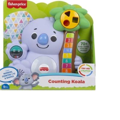 Fisher Price Price Linkimals Counting Koala Toy pentru Copil