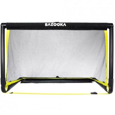 Football goal Bazooka Goal 150x90 cm black 03268