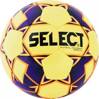 Minge Fotbal Select Futsal Academy Special yellow-navy 14161